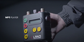 LRAD 100X MP3 Player