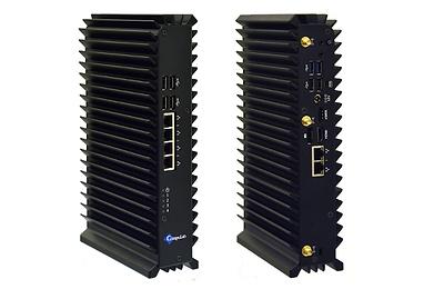 USVR i7, fit-pc, micro server, fanless server, silent server