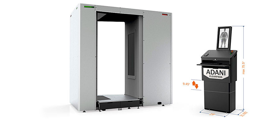 ADANI CLEARPASS Workstation