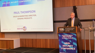 Building Resilience to Combat Changing Security Threats ASIAL Conference