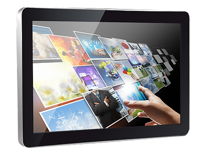 fit-PC.com.au, industrial touch screen monitor, commercial touch screen