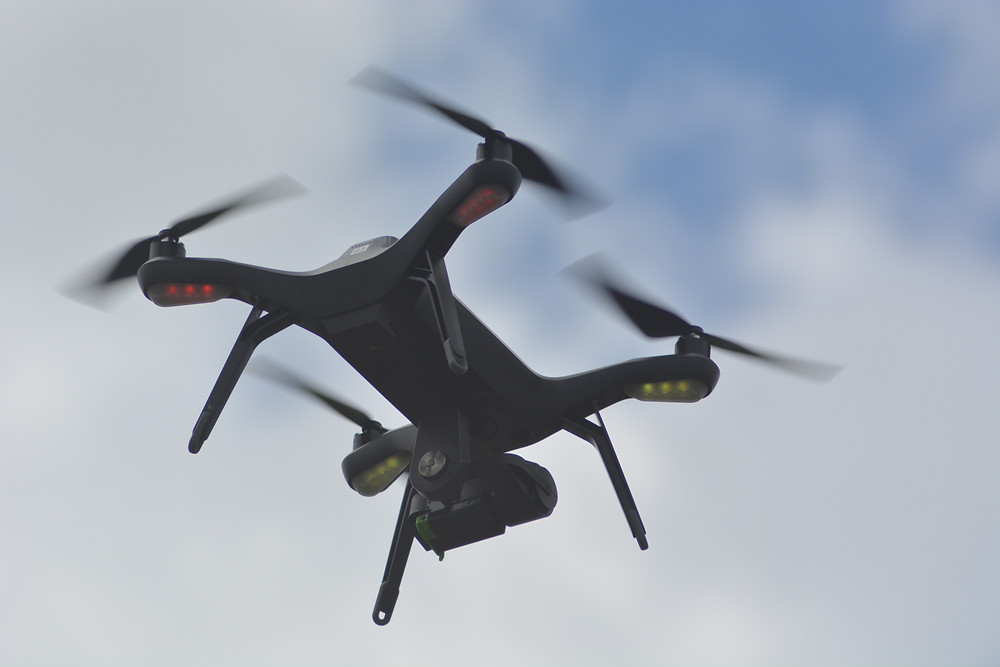 Drones are filling the skies over our cities