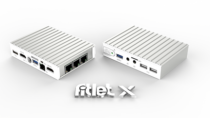 fitlet X Australia, Fanless PC,
