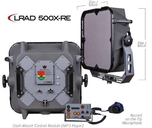 LRAD 500X-RE
