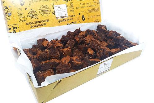 Mini Brownies de Chocolate - 1KG