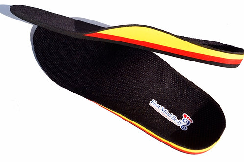 Pro Force Custom Orthotic Insoles - 1 Pair