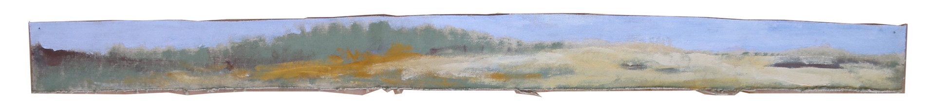 Sketch:  Wide Horizon