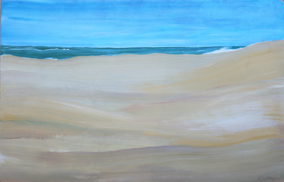 Faraway Ocean