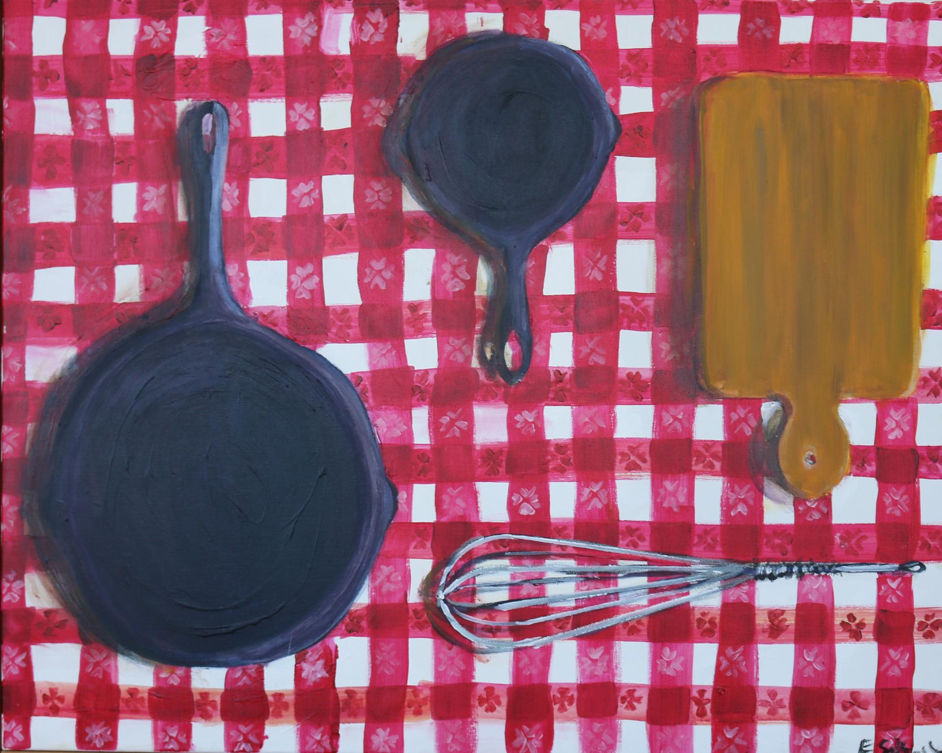 Kitchen Tableau