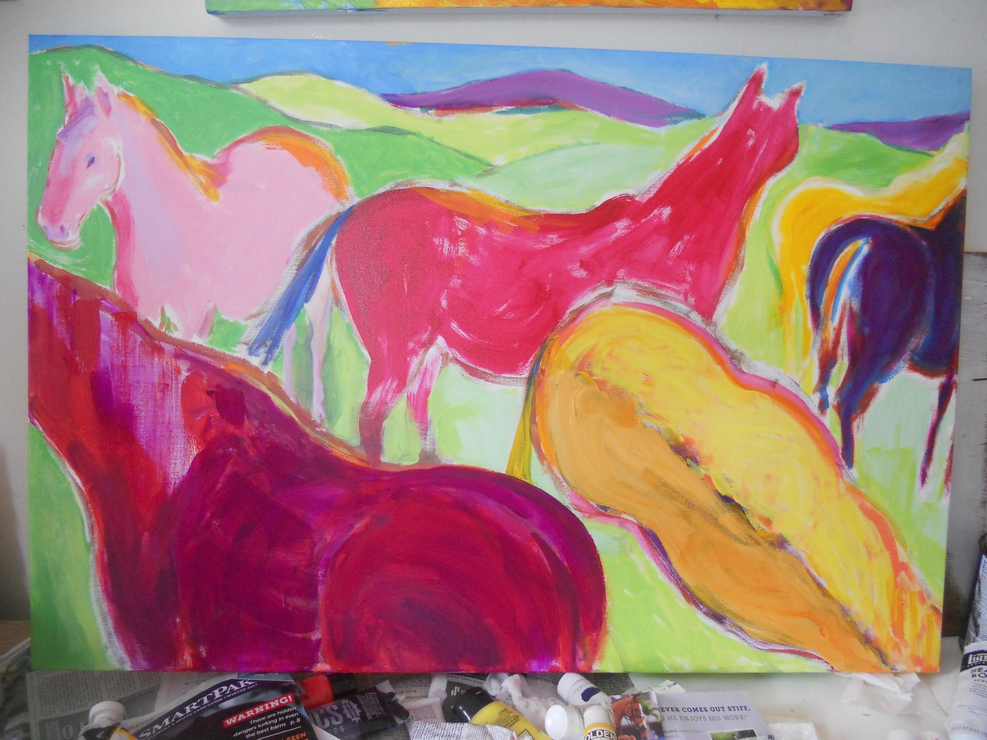 Horses 3