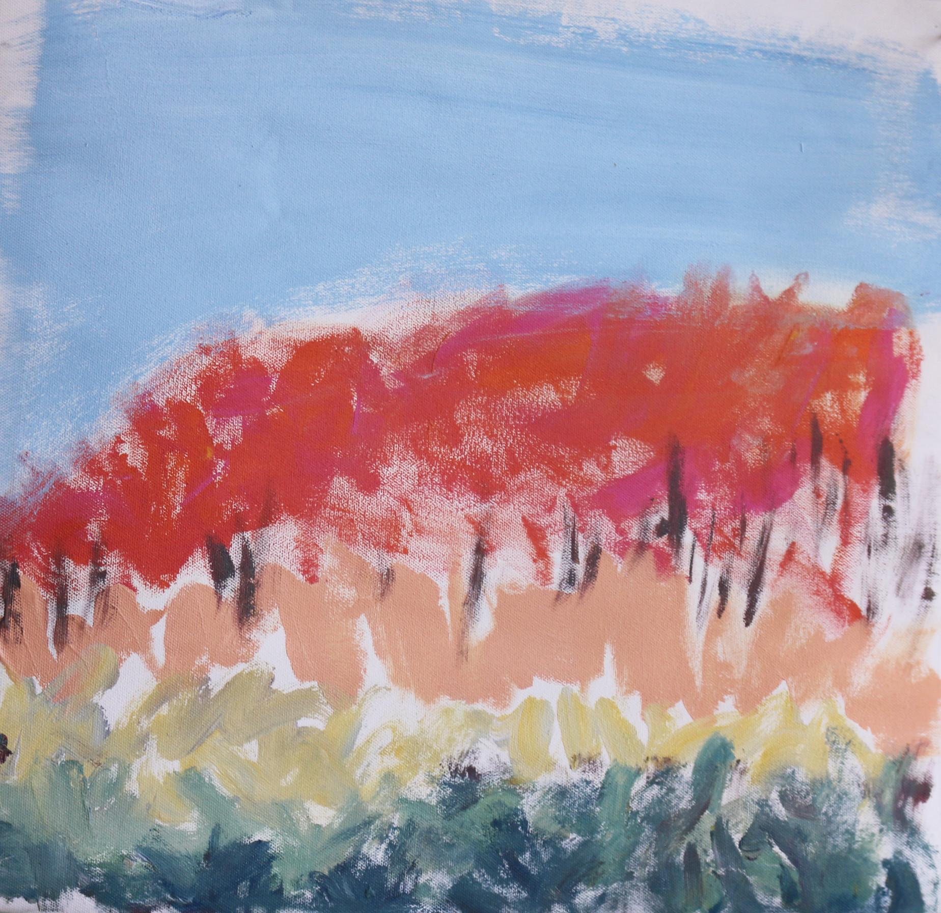 Sketch:  Color layers