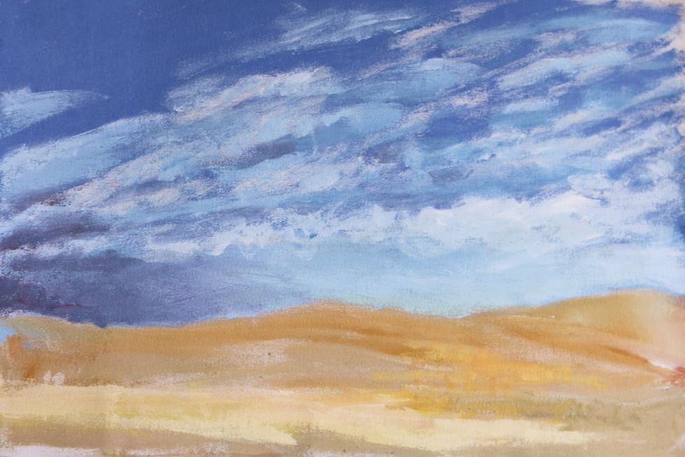 Sketch: Prairie Light