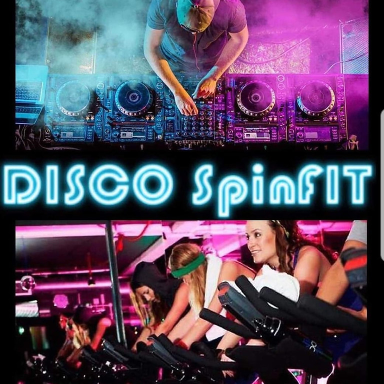 DISCO SPIN FIT!