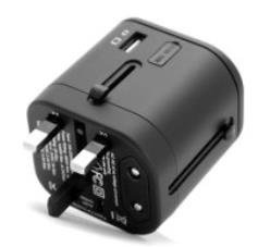 UC805MC Travel Adaptor