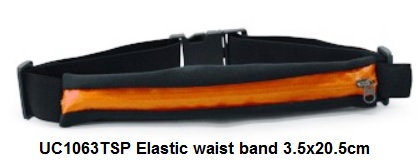 UC1063TSP Elastic waist band 3.5x20.5cm