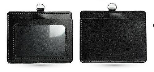 CH17034_ Landscape ID badge holder 10.5x8.3cm
