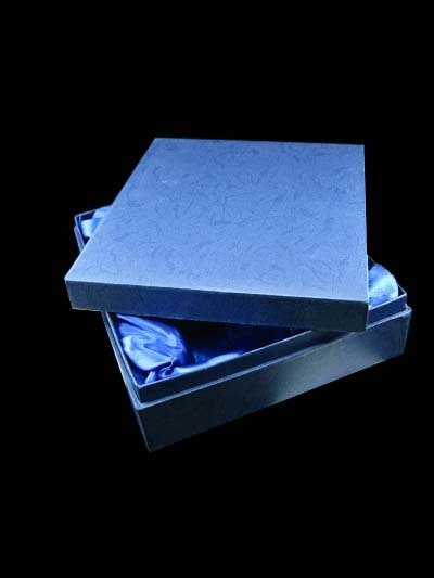 Crystal Blue Gift Box