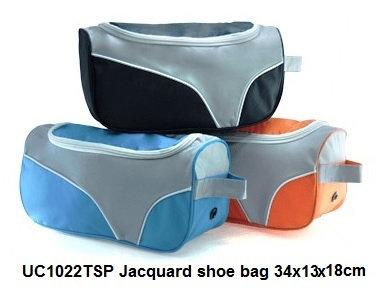UC1022TSP Jacquard shoe bag 34x13x18cm