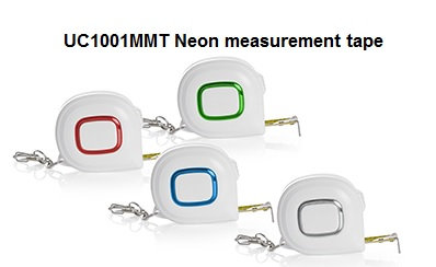 UC1001MMT Neon measurement tape