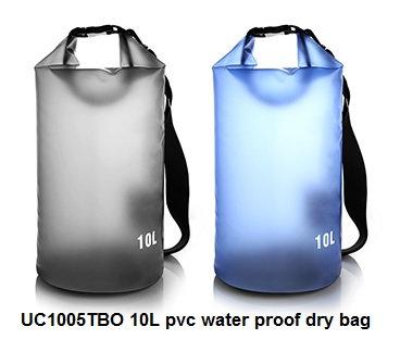 UC1005 10L pvc water proof dry bag