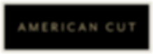 American Cut Logo Black & Gold