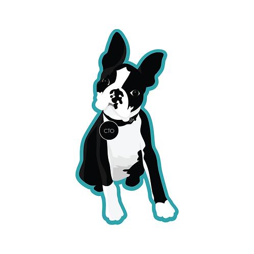 Digital Pet Illustration