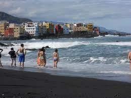 Punta Brava Beach Closed