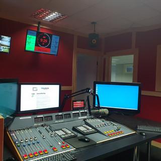 Coast FM Studio 2