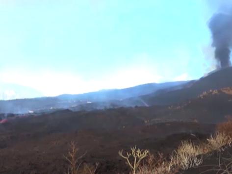 Seismic activity decreases on La Palma