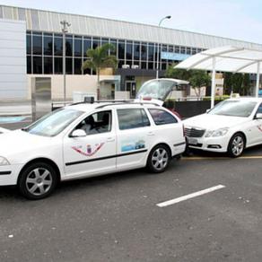 Taxi Driver Reports Illegal Van