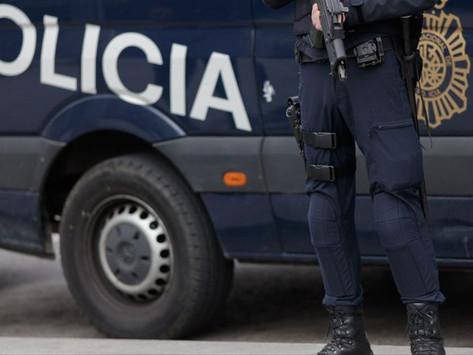 National Police arrest Latvian in Buenavista del Norte