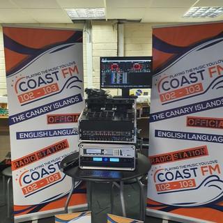 Coast FM OB Kit