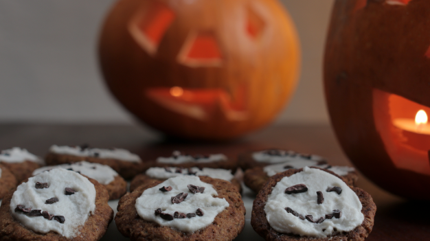 Zero Waste Halloween -        Pumpkin Spice Cookie Recipe