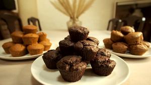 3 Quick & Easy Vegan Muffins
