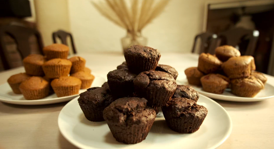 3 Quick & Easy Vegan Muffins