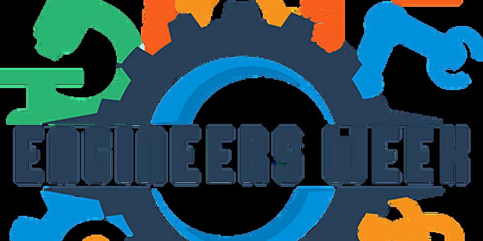 Volunteer for Engineers Week