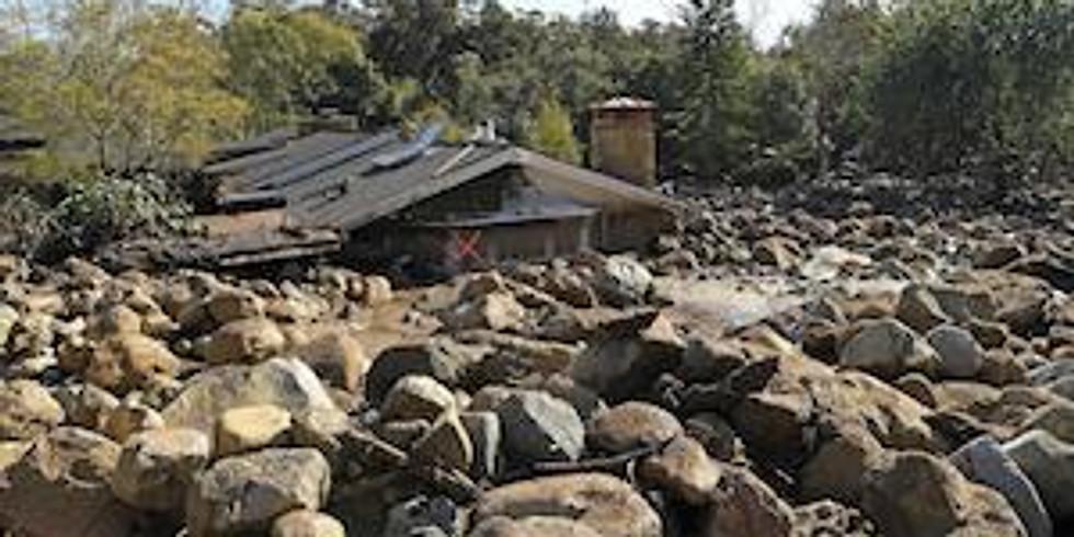 Montecito Mudslides - Cal Geo Presentation