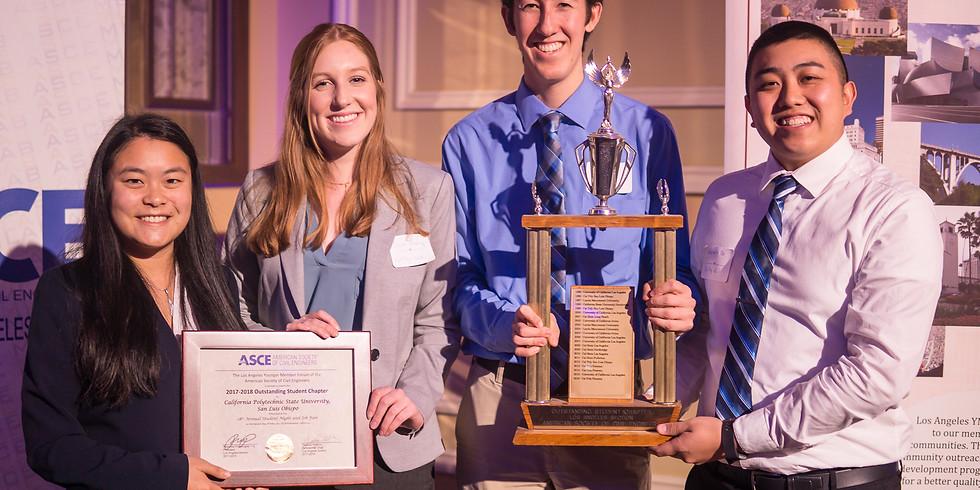 Student Sponsorship for 2018 ASCE National Convention in Denver