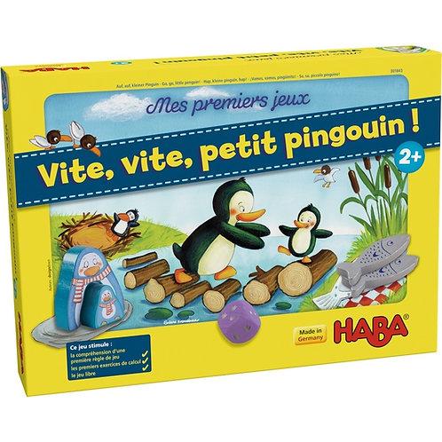 Vitr, vite, petit pingouin!