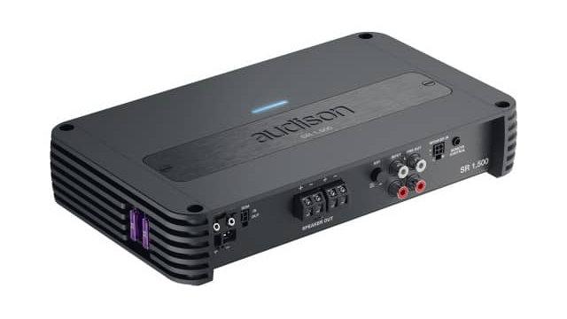 Audison SR1.500 Mono D-Class Amplifier