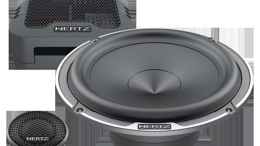 Hertz MPK 165.3 PRO