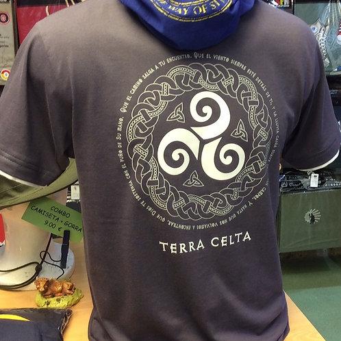 Camiseta Terra Celta