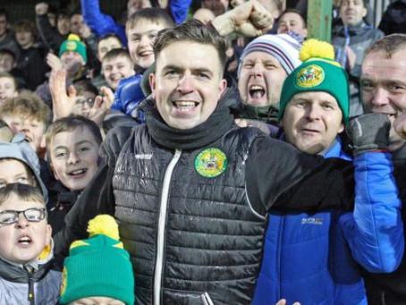 Sean Eardley leaves Caernarfon Town for Llandudno