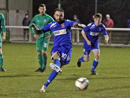 Robbie Parry: Bangor City Sign Winger From Llandudno