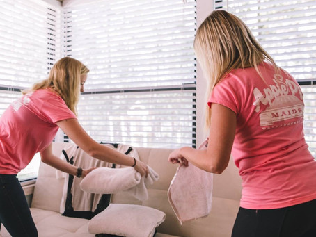 Cleanliness Technique From Your Tallahassee Cleaning Service - A Clean Home Is A Happy Home
