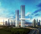 One Za'abeel Twin Towers