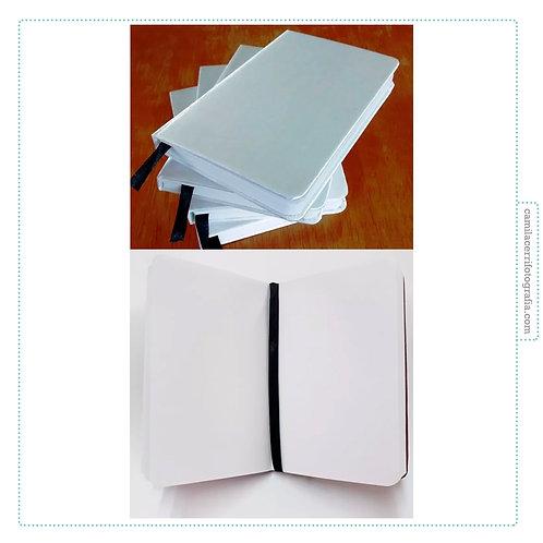 Caderneta com foto