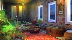 部屋-実家2