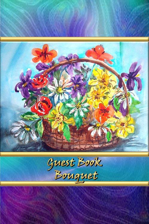 Guest Book - Bouquet