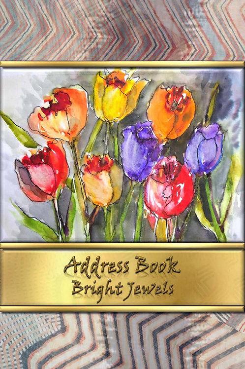 Address Book - Bright Jewels